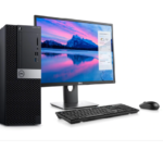 Dell Optiplex – 7060 Intel Core i7 8700, 4GB, 1TB, DVDRW, Keyboard, Mouse, 18.5″ Monitor, UBUNTU