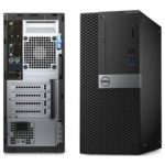 Dell Optiplex – 3050 Mini Tower Intel Pentium G4546 3.5 GHZ, 4GB RAM, 500GB HDD, DVDRW, Keyboard, Mouse, 18.5 inch Monitor, DOS