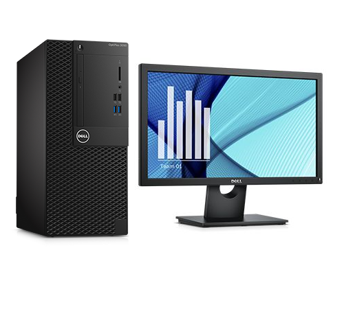 Dell Optiplex - 3050 Mini Tower Intel Pentium G4546