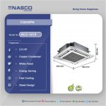 NASCO 2.0HP Cassette Split Air Conditioner (MCD-18CR-NASCO)