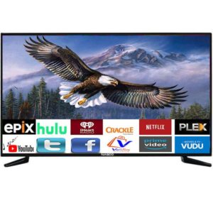 Nasco LED SMART FLAT TV 40'' (LED40K6000)