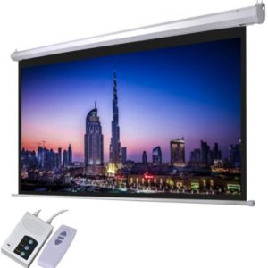 PROJECTOR SCREEN – ELECTRONIC SCREEN 240 x 240 CMS