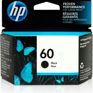 HP CARTRIDGE 60 BLACK