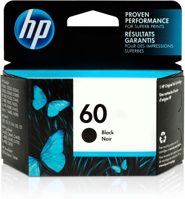 Hp Ink Cartridge- Black
