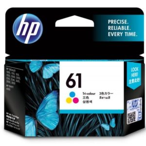 HP CARTRIDGE 61 TRI COLOUR