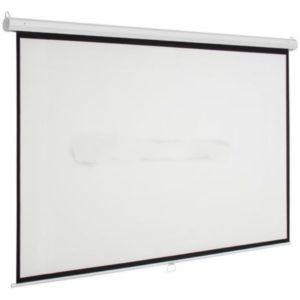I VIEW PROJECTOR SCREEN 240X240 WALL MOUNT