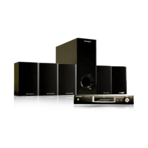 Nasco HOME THEATRE SHORT SPEAKERS (HT-S538-B338/W338)- 75W