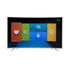 "Nasco UHD SMART CURVED TV 55"" (NAS-J55CU-S)"