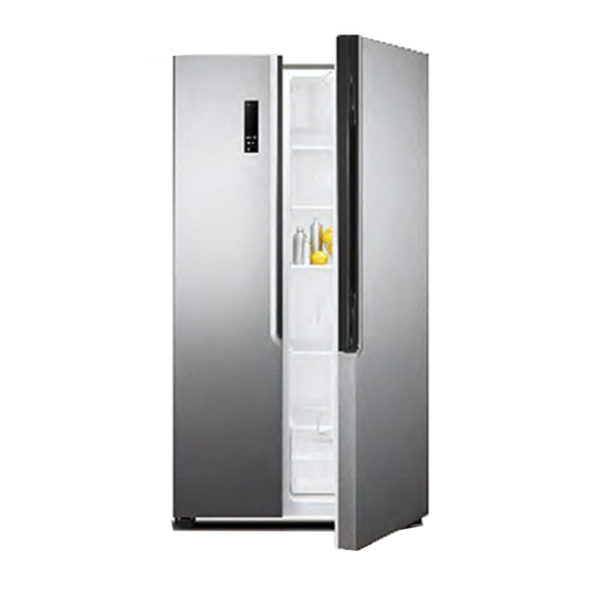 NASCO 600LTR SIDE BY SIDE REFRIGERATOR - NASF2-66-IN-SK