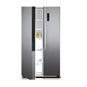NASCO 600LTR SIDE BY SIDE REFRIGERATOR –