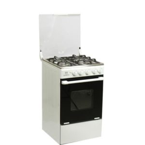 NASCO 4 Burner Gas Cooker (20BME61057)-White