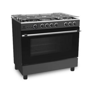 NASCO 5 BURNER GAS COOKER BLACK(LME65022-B)