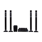 Nasco HOME THEATRE TALL SPEAKERS (HT-S518FB)- 210W