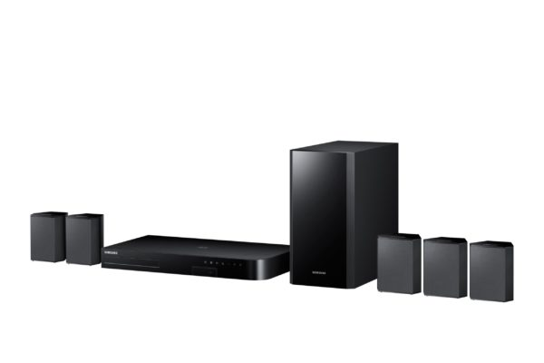 Samsung Home Theatre (HT-J4500K/XA) - Short Speaker 500W
