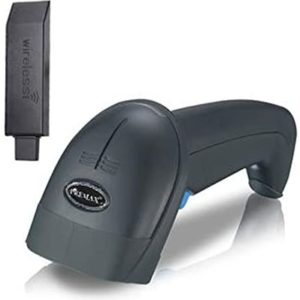 BAR CODE SCANNER – PM-BR1D920 – WIRELESS – PREMAX