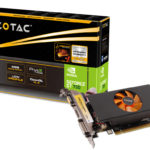 GRAPHIC CARD – FOR DESKTOP – ZOTAC GEFORCE GT 730 4GB