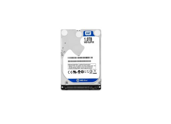 "WD 1TB LAPTOP HDD 2.5"" SATA"