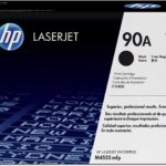 HP TONER CE390A (90A) BLACK