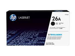 HP TONER CF226A (26A) BLACK