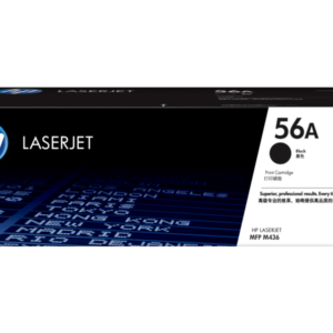 HP TONER CF256A (56A) BLACK