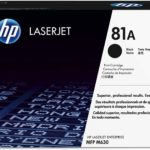 HP TONER CF281A (81A) BLACK