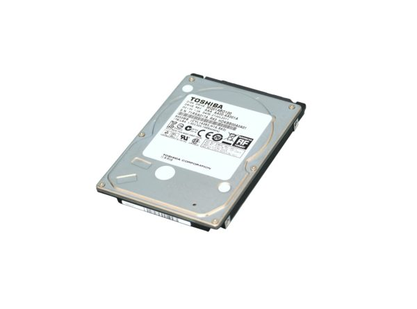 "TOSHIBA 500GB LAPTOP HDD 2.5"" SATA"