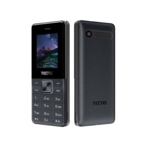 Tecno T301 Dual Sim With Camera & Torch Light, Fm Radio, Loud Speaker