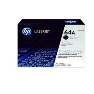 HP TONER CC364A (64A) BLACK