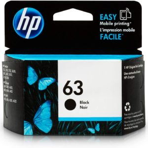 Hp 63 Original Ink Cartridge – Black