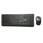 JEDEL WIRELESS KEYBOARD & MOUSE COMBO