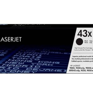 HP TONER C8543X (43X) BLACK