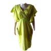 Lemon Green Dress