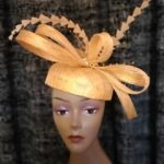 Amazing Gold Colored Handmade Hatinator