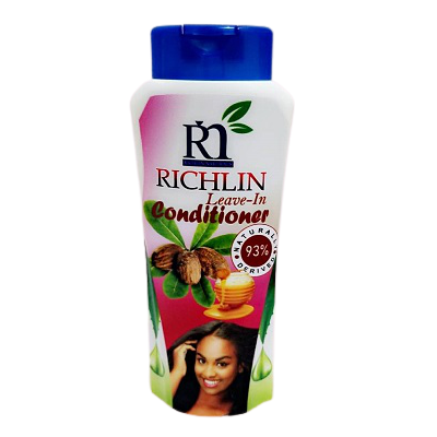 Richlin Natural Hair Conditioner Leave-in