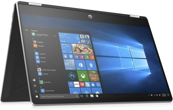 HP laptop touch