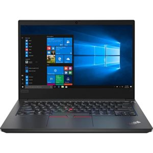 LENOVO LAPTOP, THINK PAD E14 INTEL CORE I5, 20RA004WUS, 14″ Notebook – 1920 x 1080 – INTEL CORE i5 (10TH GEN) i5-10210U QUAD – CORE (4 Core) 1.60 GHz – 8 GB RAM – 1 TB HDD – BLACK, BT, WIFI, WIN 10 PRO 64 BIT.